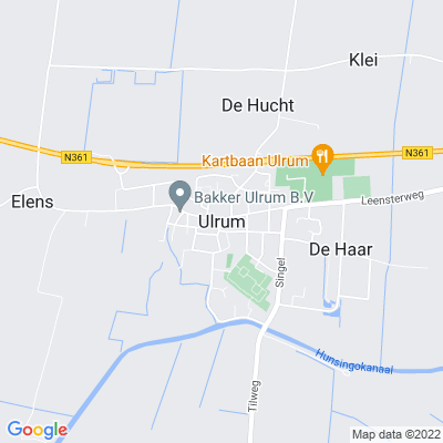 bed and breakfast Ulrum
