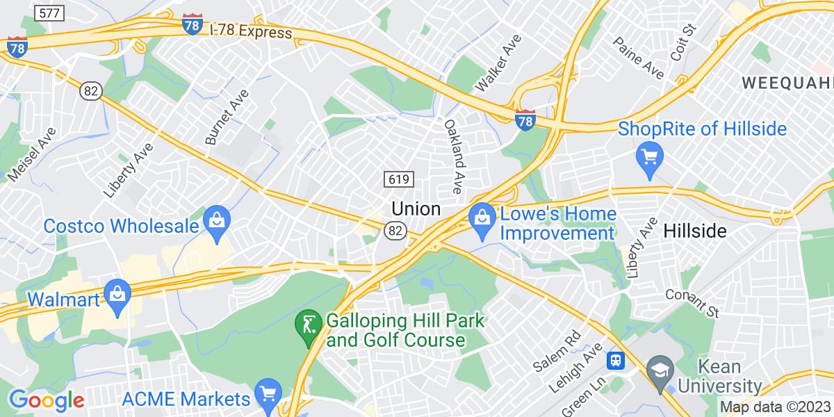 Union, NJ