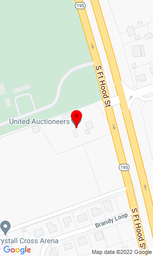 Google Map of United Auctioneers & Appraisers 685 N Shaytown Rd., Vermontville, MI, 49096
