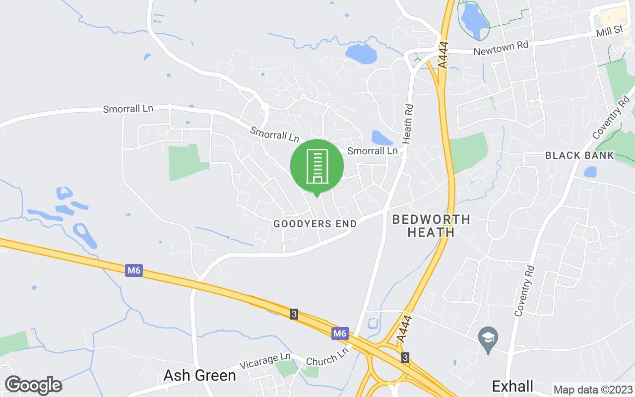 Midlands Removals and Storage address