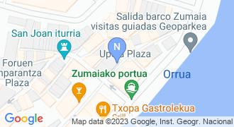Zalla taberna mapa
