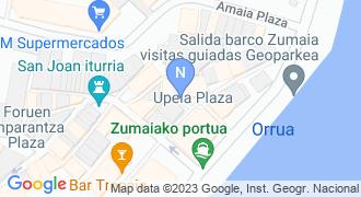 Metro taberna mapa