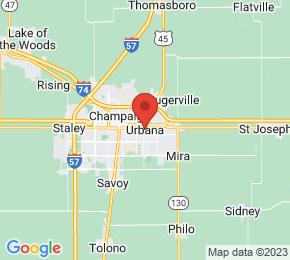 Job Map - Urbana, Illinois  US