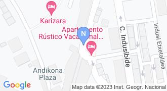 KOROSTONDO JATETXEA mapa