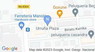 ARTIEDA ESTANKOA mapa