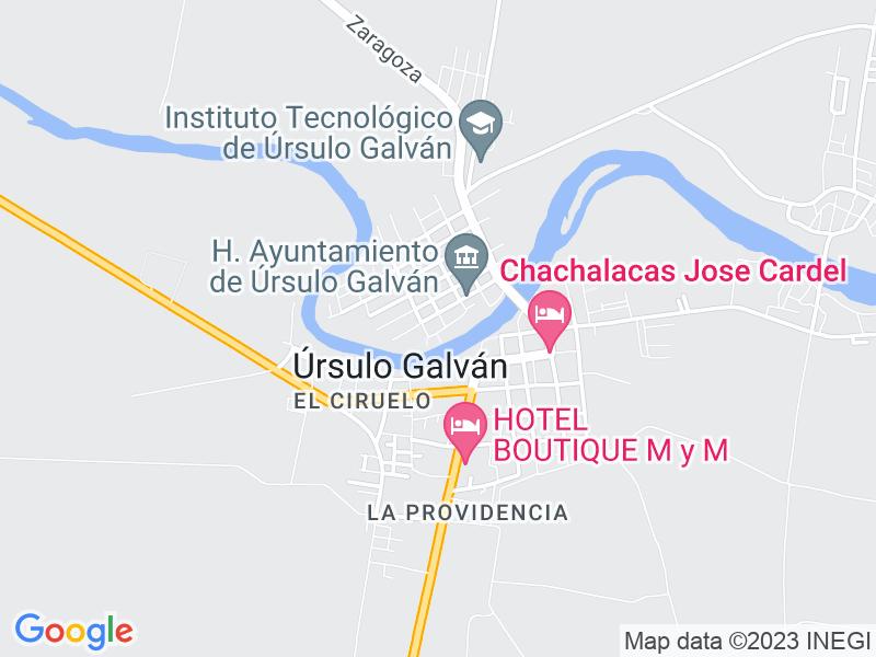 Ursulo Galván, Veracruz