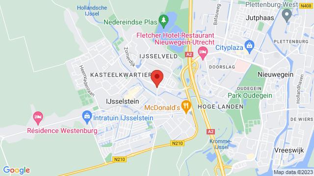 Hans+Jongerius+IJsselstein op Google Maps