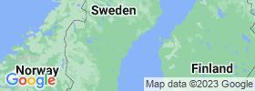 Västernorrland map