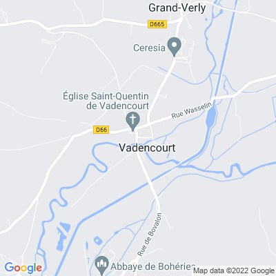 bed and breakfast Vadencourt