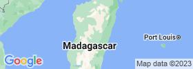 Vakinankaratra map