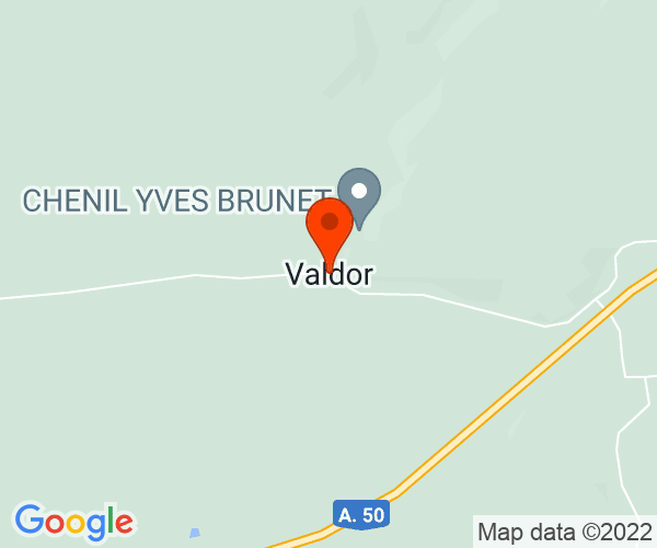 Google Map of Valdor
