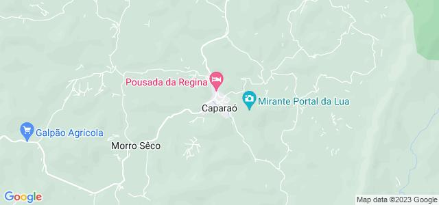 Vale Encantado, Parque Nacional do Caparaó, Minas Gerais