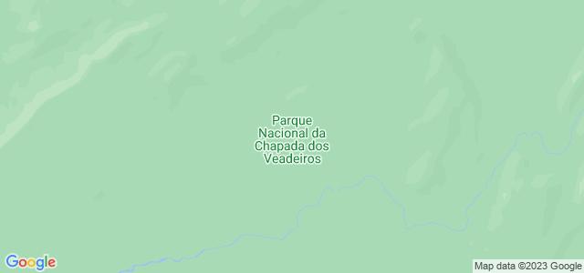Vale da Lua, Chapada dos Veadeiros, Goiás