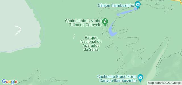 Vale da Pedra Branca, Aparados da Serra - RS