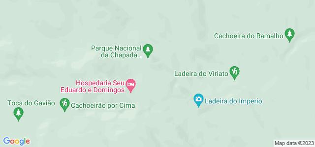 Vale do Pati, Chapada Diamantina, Lençóis, Bahia