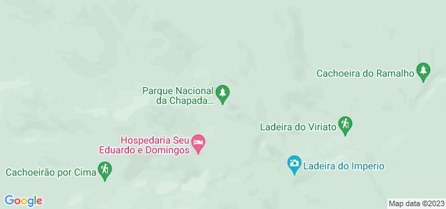 Vale do Pati, Parque Nacional da Chapada Diamantina, Andaraí, Bahia