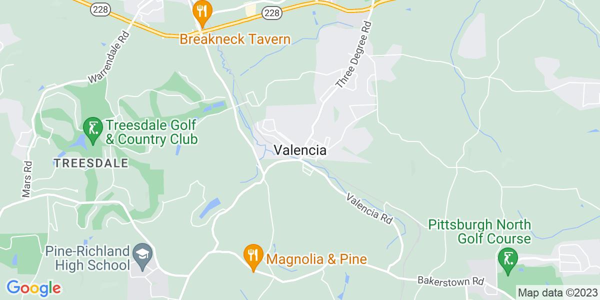 Valencia, PA
