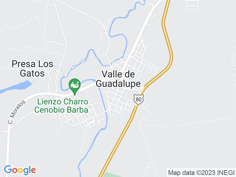 Valle de Guadalupe, Jalisco