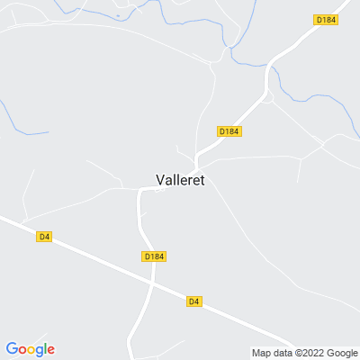 bed and breakfast Valleret