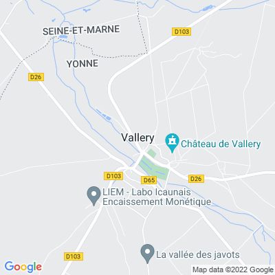 bed and breakfast Vallery