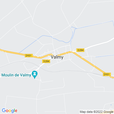 bed and breakfast Valmy