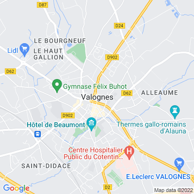 bed and breakfast Valognes