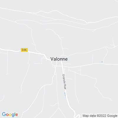 bed and breakfast Valonne