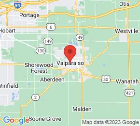 Job Map - Valparaiso, Indiana  US