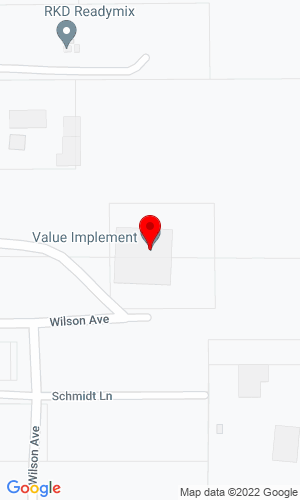 Google Map of Value Implement 26005 Volds Ave - Hwy 93, Arcadia, WI, 54612