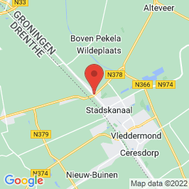 Google map of Burgemeester Lieseschool, Stadskanaal