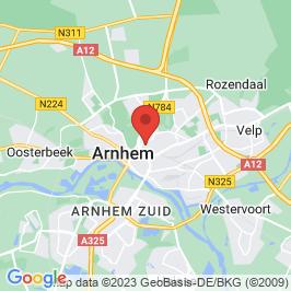 Google map of OLV Onbevlekt Ontvangen, Arnhem