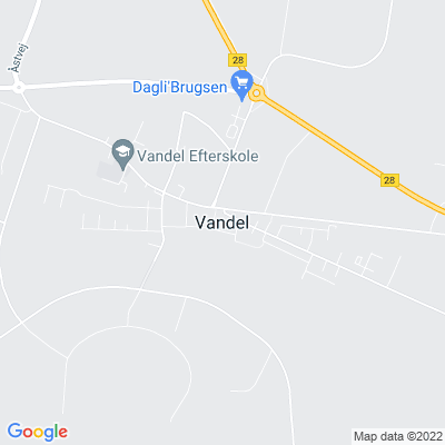 bed and breakfast Vandel