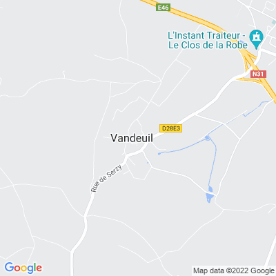 bed and breakfast Vandeuil