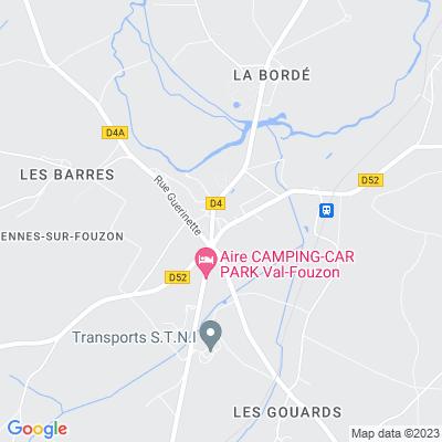 bed and breakfast Varennes-sur-Fouzon
