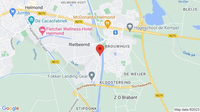 Janssen+Kerres+Helmond op Google Maps