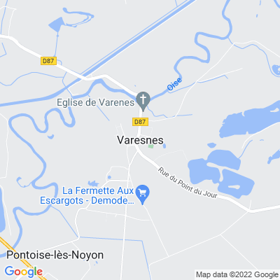 bed and breakfast Varesnes