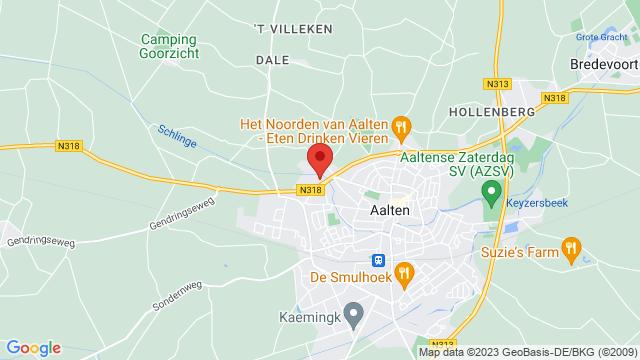 DAGO+Aalten op Google Maps