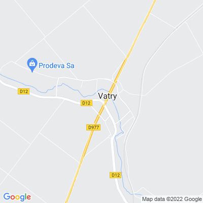 bed and breakfast Vatry