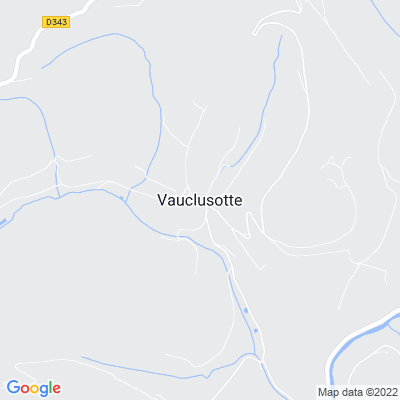 bed and breakfast Vauclusotte