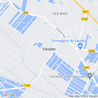 bed and breakfast Vaudes