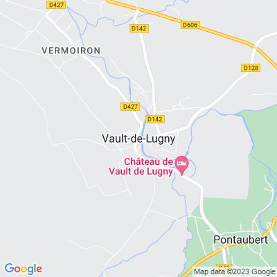 bed and breakfast Vault-de-Lugny
