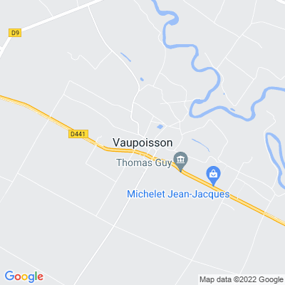bed and breakfast Vaupoisson