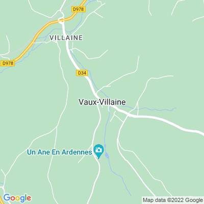 bed and breakfast Vaux-Villaine