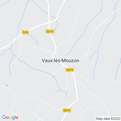 bed and breakfast Vaux-lès-Mouzon