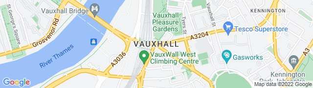 Vauxhall, London