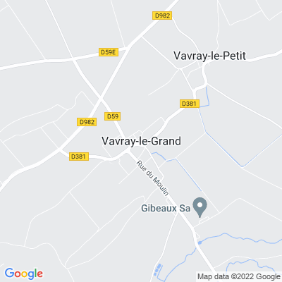 bed and breakfast Vavray-le-Grand