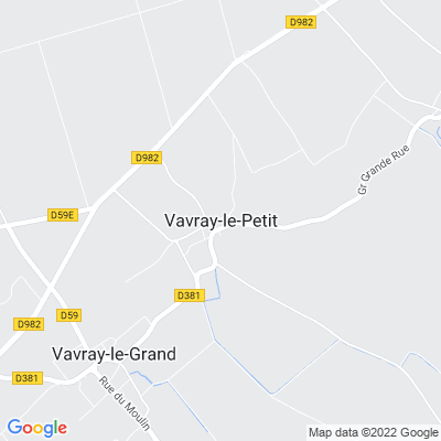 bed and breakfast Vavray-le-Petit