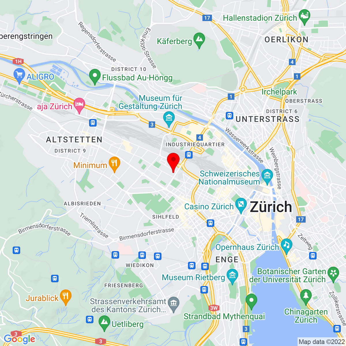 Google Map of Veloblitz
