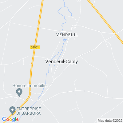 bed and breakfast Vendeuil-Caply