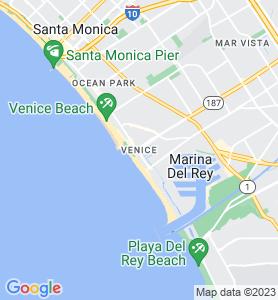 Venice CA Map